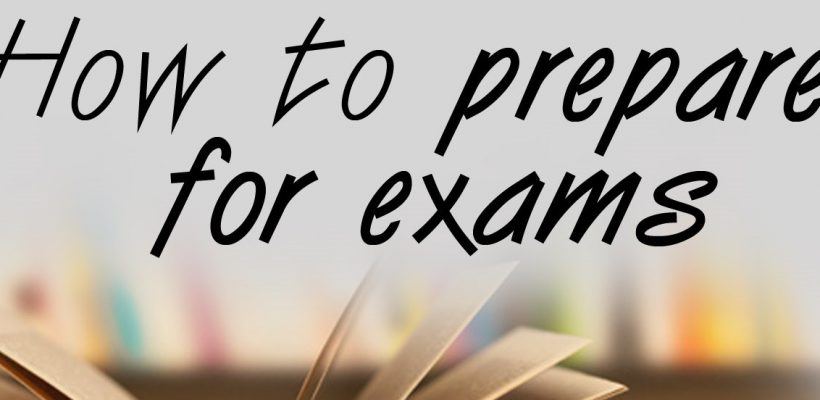 Most effective tips for Preparing yourself for final exams