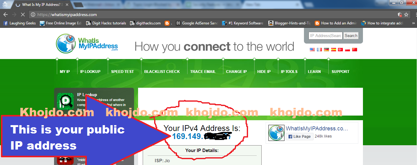 Your ip is flagged as a vpnproxy