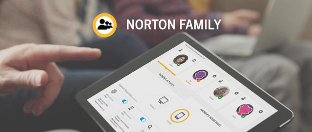 Norton family control