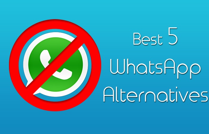 Best 5 WhatsApp Alternatives
