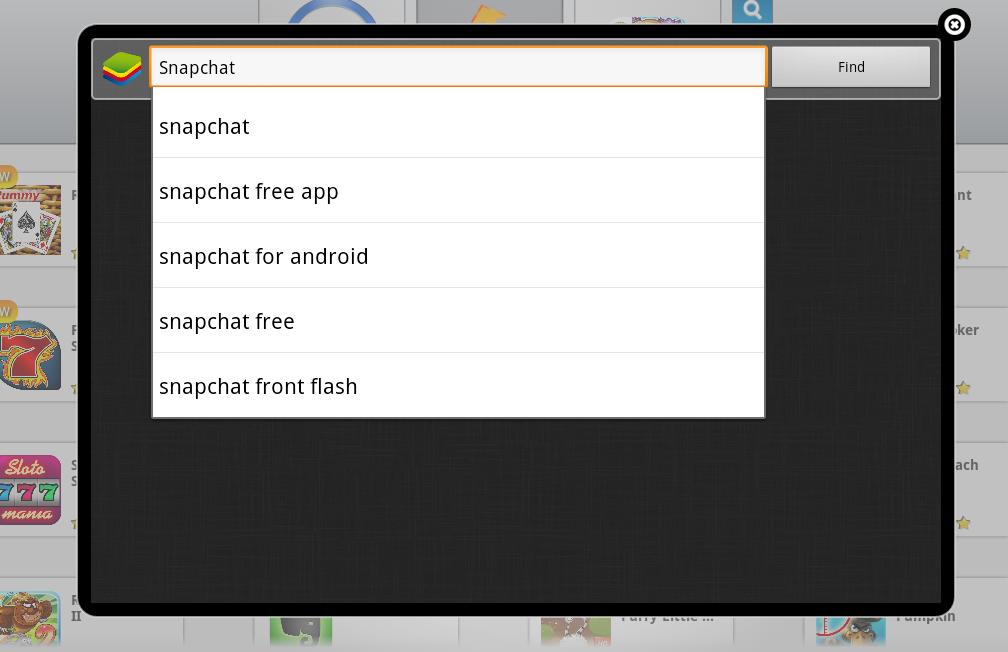 Snapchat for pc bluestacks