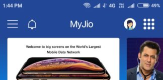 Here is your Jio number