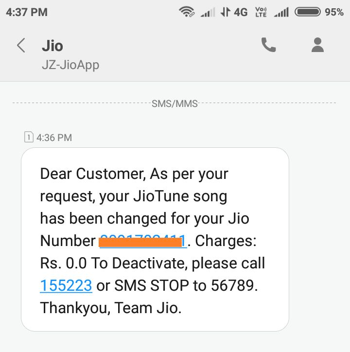 How to Set Caller Tune in Jio Step by Step