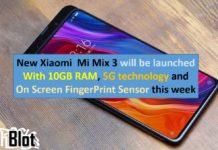 Xiaomi Mi Mix 3 (5G) with 10GB RAM